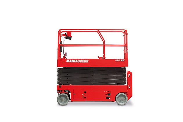 120 SE / 12米剪刀式電動高空作業車 3