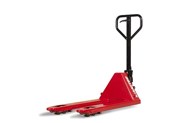 2噸 【低床型】手拉式油壓拖板車 2