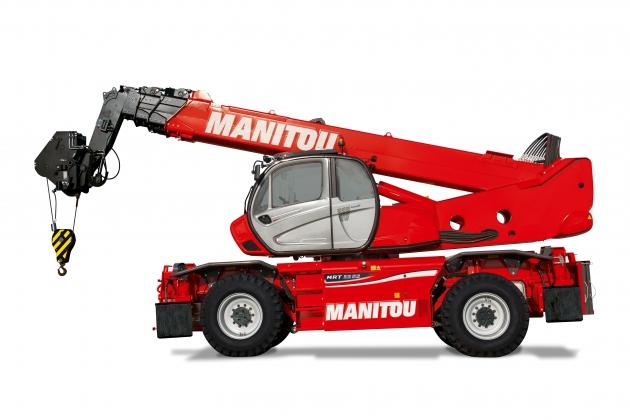 MRT-X 3255P+ / 5.5噸32米 旋轉型伸縮臂 3