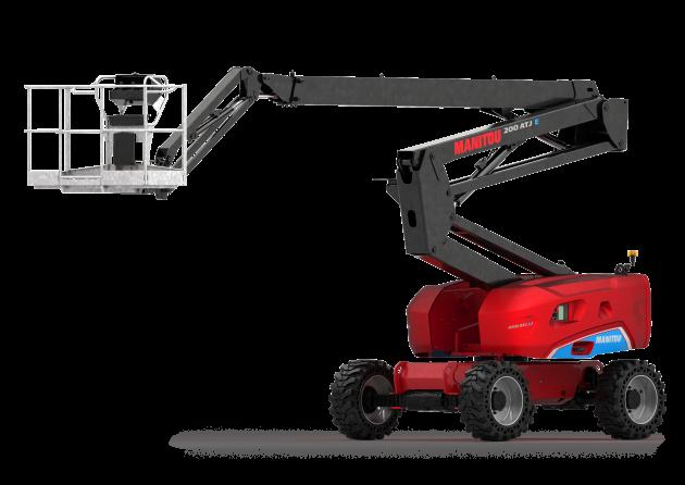200ATJ E/ 20米曲臂式電動高空作業車 18
