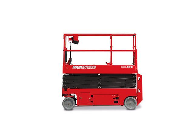 100 SEC / 10米剪刀式電動高空作業車 2