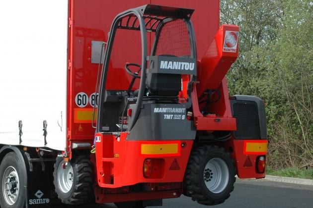 【TMT25S】2.5噸車載式堆高機 5