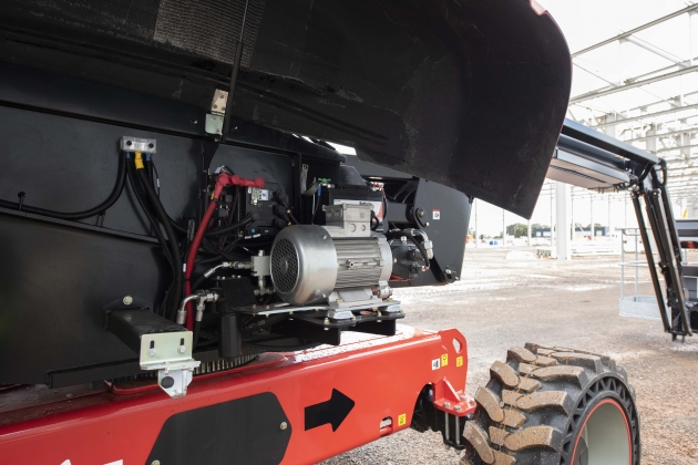 200ATJ E/ 20米曲臂式電動高空作業車 13