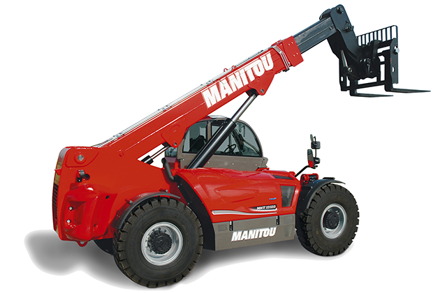 MHT-X 10180 / 18噸 10米 重載伸縮臂 4