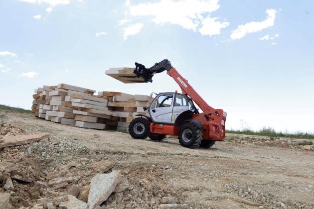 MHT-X 790 / 9噸 7米 重載伸縮臂 9