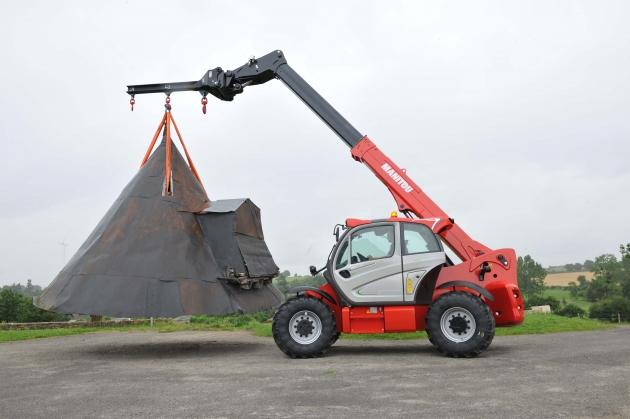 MHT-X 790 / 9噸 7米 重載伸縮臂 14