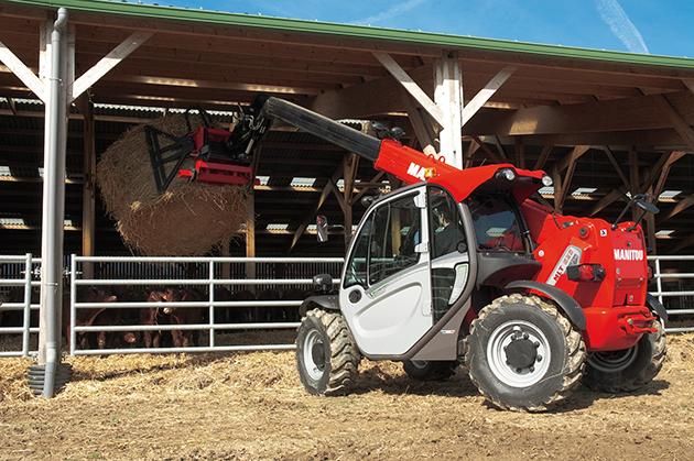 MLT-X 625 / 2.5噸 6米 農用型伸縮臂 12