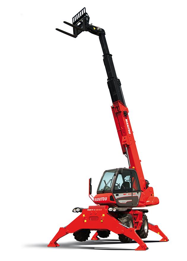 MRT-X 1840E / 4噸18米 旋轉型伸縮臂堆高機 14