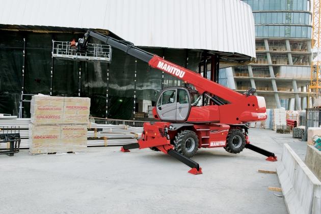 MRT-X 2550P+ / 5噸25米 旋轉型伸縮臂 8