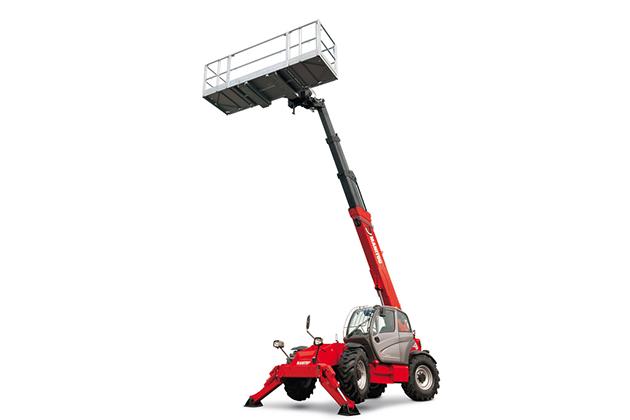 MT-X 1840A / 4噸 18米 通用型伸縮臂 1