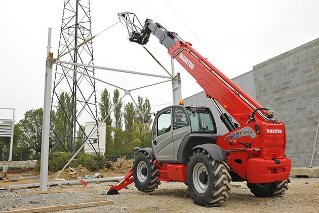 MT-X 1840A / 4噸 18米 通用型伸縮臂 2