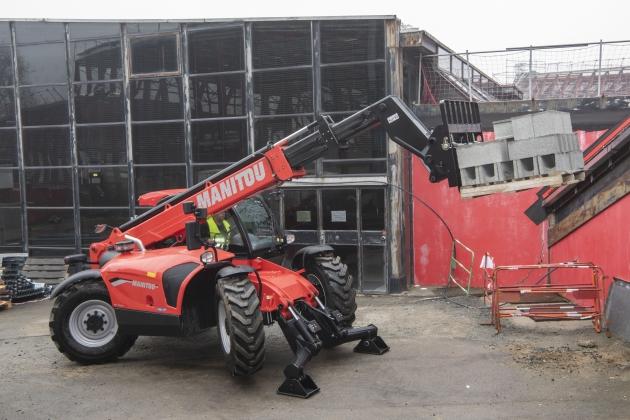 MT-X 1033 / 3.3噸 10米 通用型伸縮臂 7