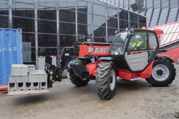 MT-X 1033 / 3.3噸 10米 通用型伸縮臂 8