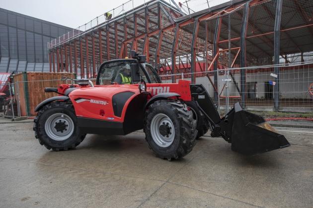 MT-X 1033 / 3.3噸 10米 通用型伸縮臂 11