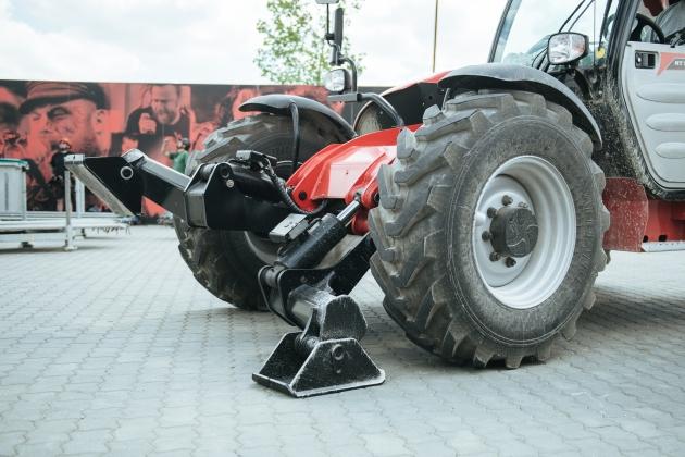MT-X 1033 / 3.3噸 10米 通用型伸縮臂 4