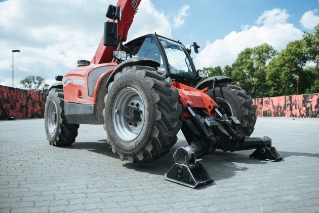 MT-X 1033 / 3.3噸 10米 通用型伸縮臂 5