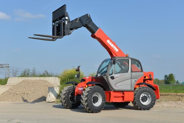 MHT-X 790 / 9噸 7米 重載伸縮臂 3