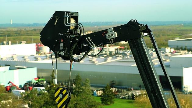 MRT-X 3255P+ / 5.5噸32米 旋轉型伸縮臂 6