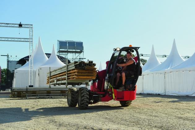 【TMT25S 4W】2.5噸車載式堆高機 4