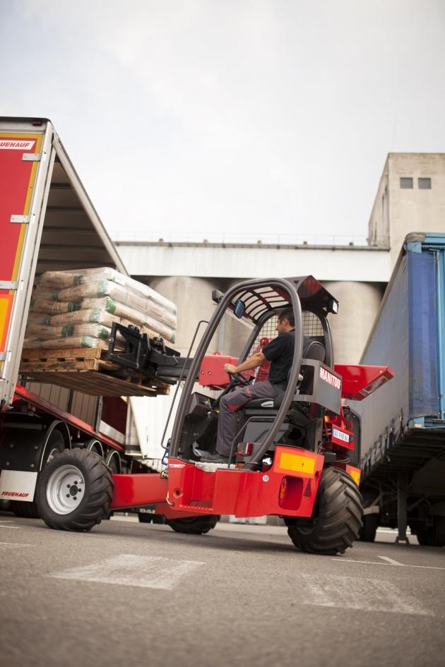 【TMT25I】2.5噸車載式堆高機 5